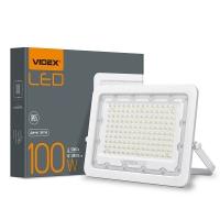 LED прожектор VIDEX 100W 5000K 220V (VL-F2e-1005W) (10шт/ящ) (26332)