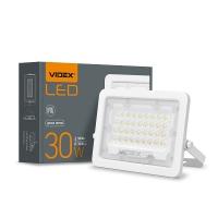 LED прожектор VIDEX 30W 5000K 220V (VL-F2e-305W) (20 шт/ящ) (26330)