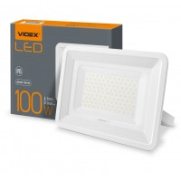 LED прожектор VIDEX 100W 5000K 220V (VL-Fe1005W) 5шт (25877)