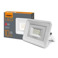 LED прожектор VIDEX 10W 5000K 12V (VL-Fe105W-12V) 40шт (26460)