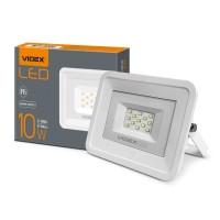 LED прожектор VIDEX 10W 5000K 220V White (VL-Fe105W) (24248)