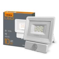 LED прожектор VIDEX 10W 5000K 220V (VL-Fe-105W-S) Сенсорный 20 шт (25878)