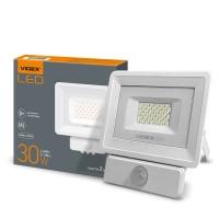 LED прожектор VIDEX 30W 5000K 220V (VL-Fe-305W-S) Сенсорный (24635)