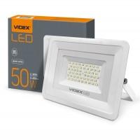 LED прожектор VIDEX 50W 5000K 220V (VL-Fe505W) (24354)