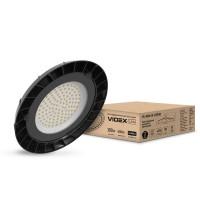 LED светильник высотный ХайБей VIDEX 100W 5000K 220V черный (VL-HBe15-1005B) 4шт/ящ (25272)