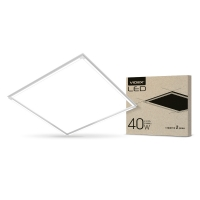 LED панель ART VIDEX 40W 4100K 220V (VL-PA404W) (24005)