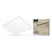 LED панель VIDEX 48W 6000K 220V матовая (VL-Pb486W(2)) 2шт/10шт (25464)