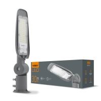 LED фонарь уличный VIDEX (поворотный) 30W 5000K 220V (VL-SLe14-305) Серый (25744)