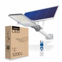 LED фонарь уличный автономный VIDEX  40W 5000K (VL-SLSO-1005) (25790)