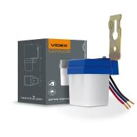 Датчик освещения VIDEX VL-SN01 6A 220V (100шт/ящ) фотометрический (25889)