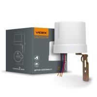Датчик освещения VIDEX VL-SN03 25A 220V (50шт/ящ) фотометрический (25885)