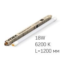 LED лампа VIDEX T8b 18W 1.2M 6200K 220V, матовая  (VL-T8b-18126) (23375)