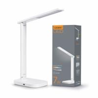 LED лампа настольная VIDEX  VL-TF12W 7W 3000-6500K 220V(16шт/ящ) (25947)