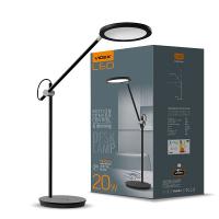 LED лампа настольная VIDEX  VL-TF15B 20W 4100K 220V (4шт/ящ) (26432)